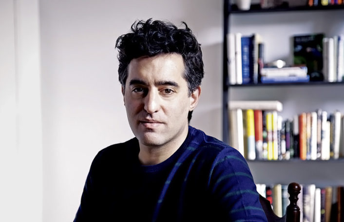 A Q&A with Nathan Englander