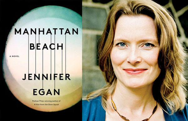Jennifer Egan's <i>Manhattan Beach</i>
