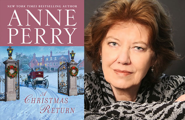Anne Perry's <i>A Christmas Return</i>