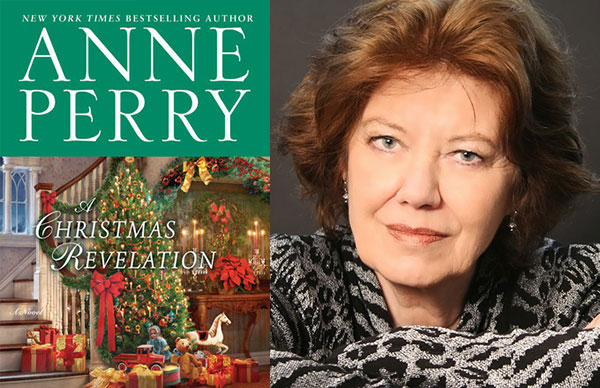 Anne Perry's <i>A Christmas Revelation</i>