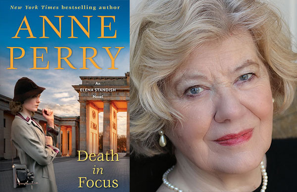 Anne Perry's <i>Death In Focus</i>