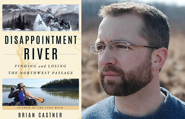 Brian Castner's <i>Disappointment River</i>