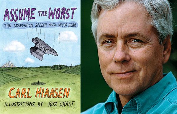 Carl Hiaasen's <i>Assume the Worst</i>