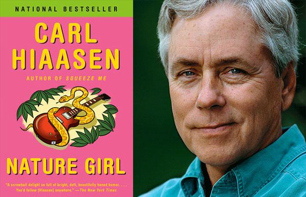 Carl Hiaasen's <em>Nature Girl</em> (Paperback)