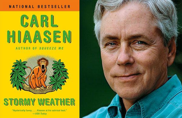 Carl Hiaasen's <em>Stormy Weather</em> (Paperback)