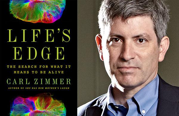 Carl Zimmer's <em>Life Edge</em>