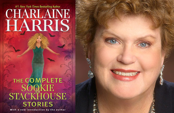 Charlaine Harris' <i>The Complete Sookie Stackhouse Stories</i>