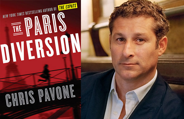 Chris Pavone's <i>The Paris Diversion</i>