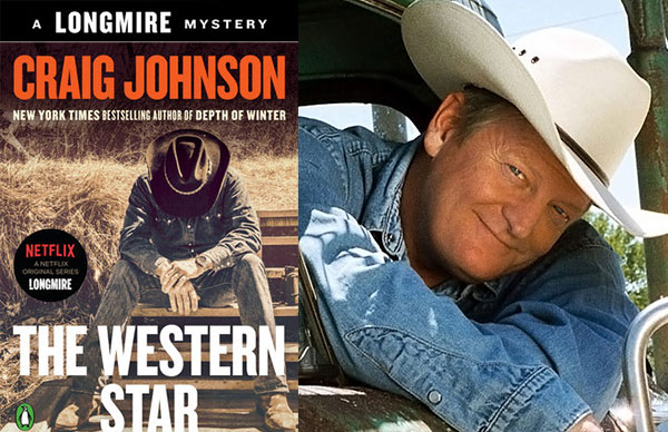 Craig Johnson's <i>The Western Star</i> (paperback)