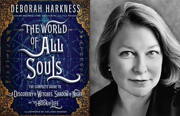 Deborah Harkness's <i>The World of All Souls</i>