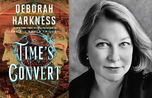 Deborah Harkness' <i>Time's Convert</i>