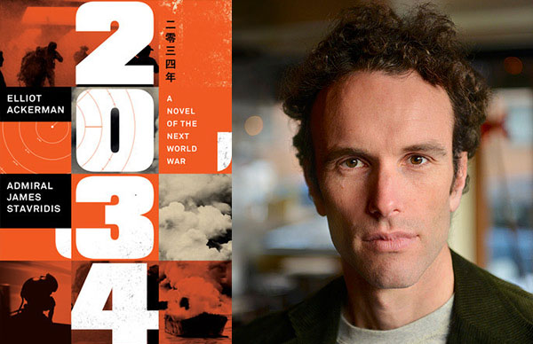 Elliot Ackerman's <em>2034</em>