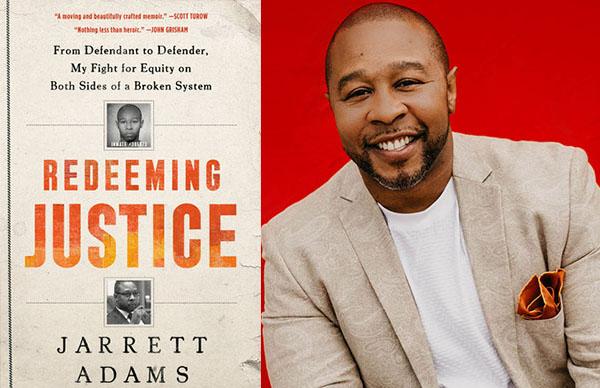 Jarrett Adams's <em>Redeeming Justice</em>