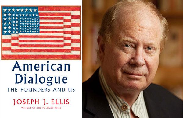 Joseph J Ellis' <i>American Dialogue</i>