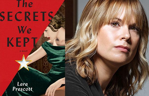 Lara Prescott's <i>The Secrets We Kept</i>