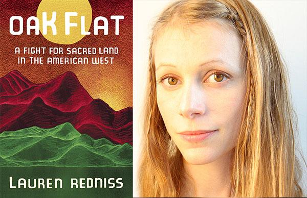 Lauren Redniss's <em>Oak Flat</em>