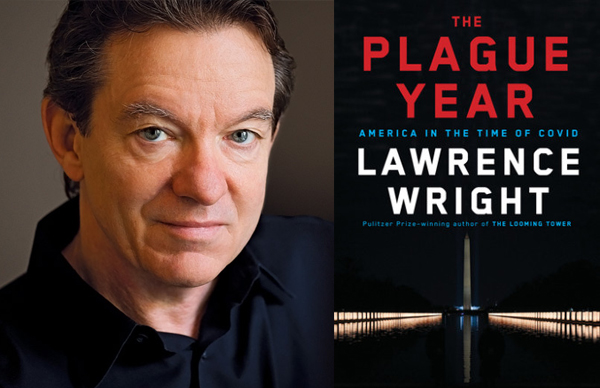 Lawrence Wright's <em>The Plague Year</em>