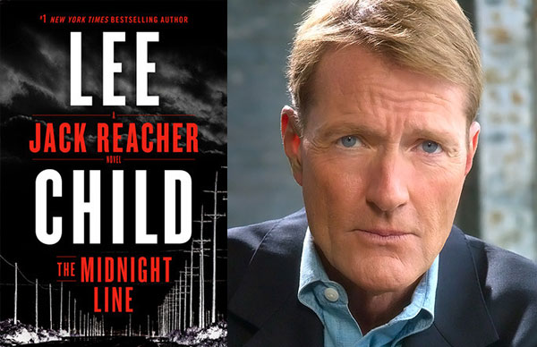 Lee Child's <i>The Midnight Line</i>