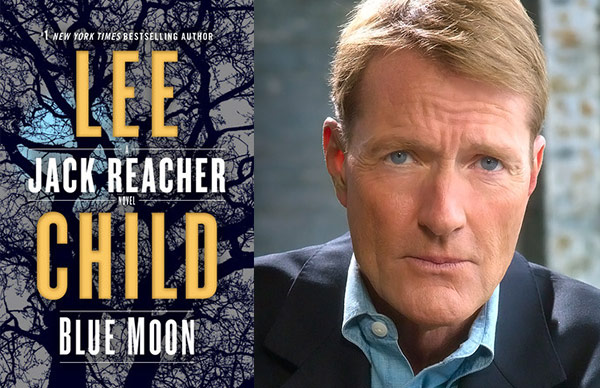 Lee Child's <i>Blue Moon</i>
