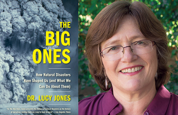 Dr. Lucy Jones's <i>The Big Ones</i> (paperback)