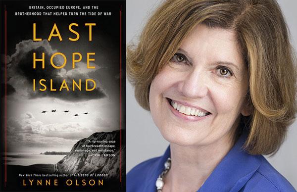 Lynne Olson's <i>Last Hope Island</i>