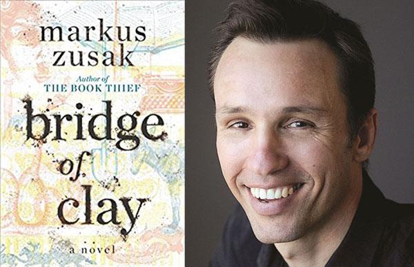 Markus Zusak's <i>Bridge of Clay</i>
