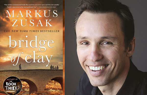 Markus Zusak's <i>Bridge of Clay</i>