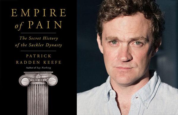 Patrick Radden Keefe's <em>Empire of Pain</em>