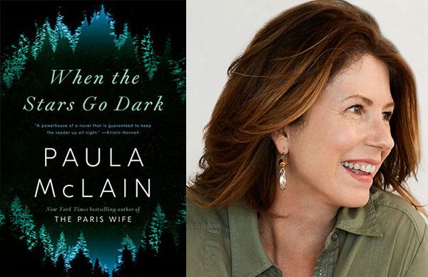 Paula McLain's <em>When the Stars Go Dark</em>