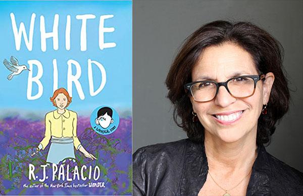 R.J. Palacio's <i>White Bird</i>