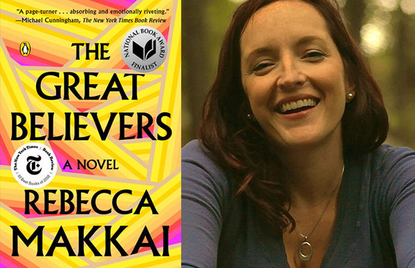 Rebecca Makkai's <i>The Great Believers</i> (paperback)