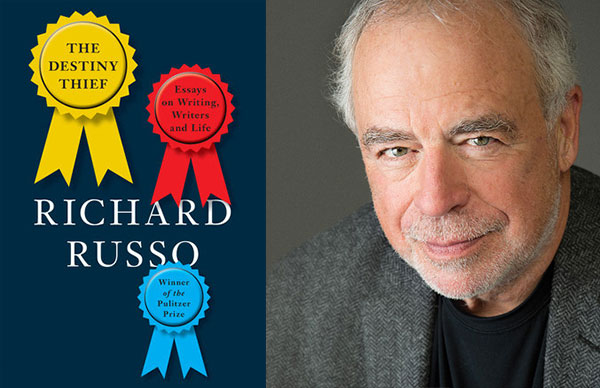 Richard Russo's <i>The Destiny Thief</i>
