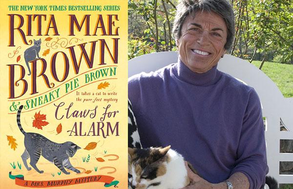 Rita Mae Brown's <em>Claws for Alarm</em>