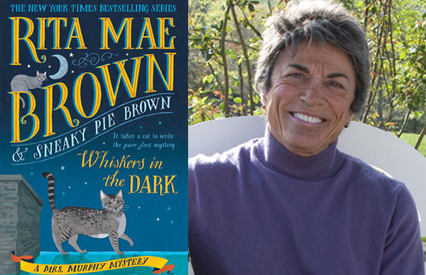 Rita Mae Brown's <i>Whiskers In the Dark</i>