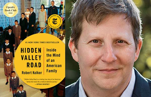 Robert Kolker's <em>Hidden Valley Road</em> (Paperback)