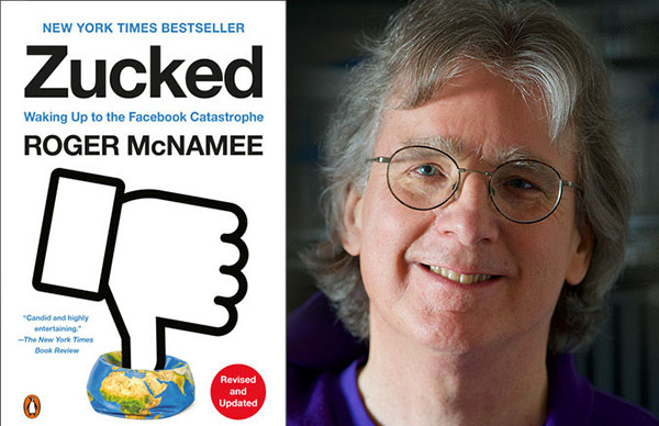Roger McNamee's <i>Zucked</i> (Paperback Edition)