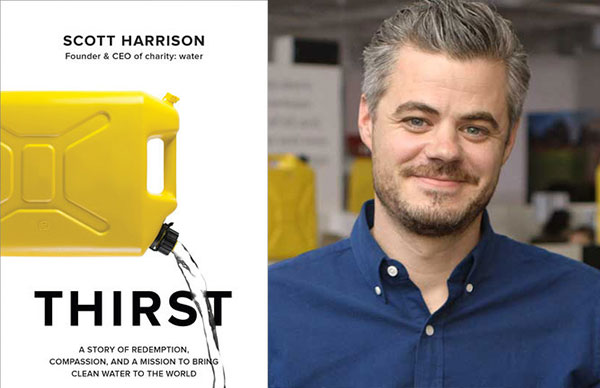 Scott Harrison's <i>Thirst</i>