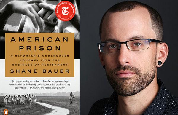 Shane Bauer's <i>American Prison</i> (paperback)