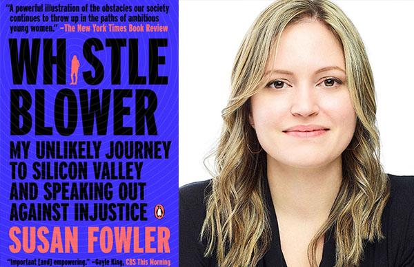 Susan Fowler's <em>Whistleblower</em>