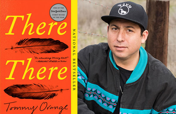 Tommy Orange's <i>There There</i> (paperback)