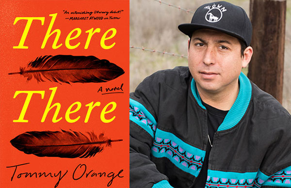 Tommy Orange's <i>There There</i>