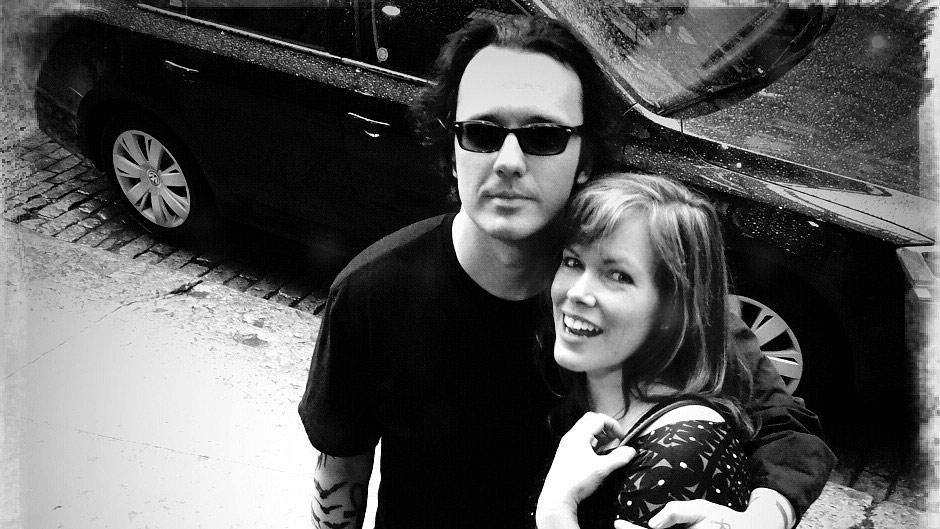 Damien Echols and Lorri Davis