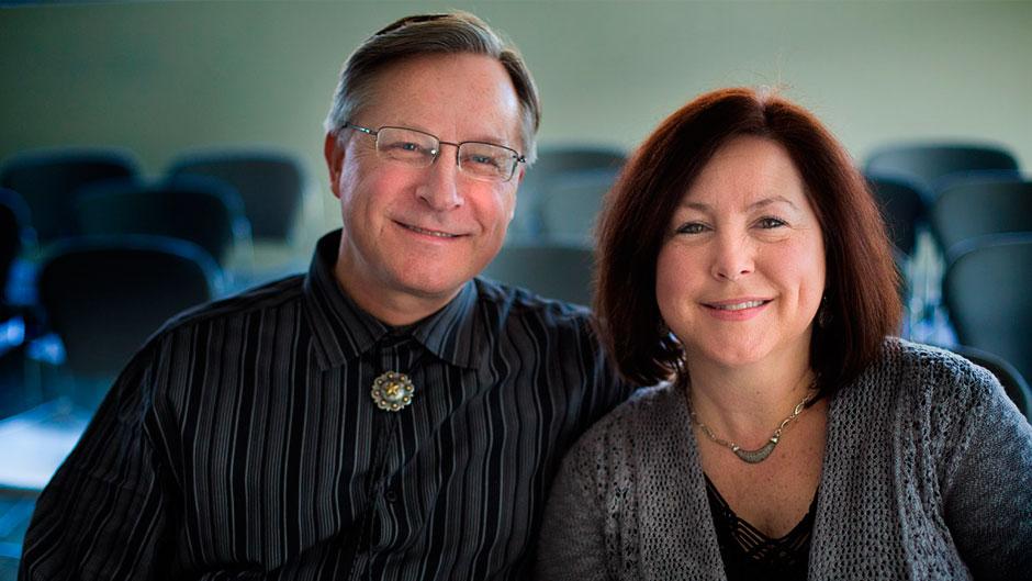 Lori and Wayne Earl