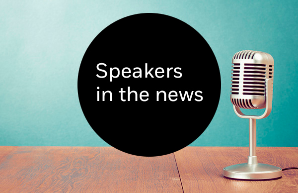 Speakers-in-the-News
