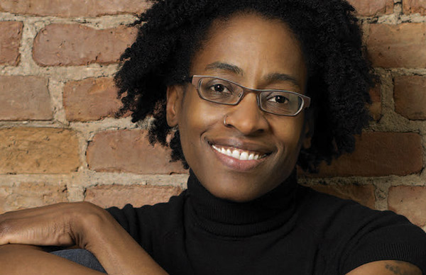Jacqueline Woodson Named Young People's Poet Laureate!