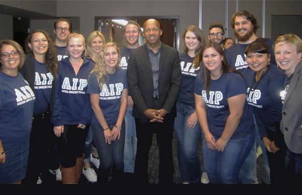 Private: Bryan Stevenson at Northern Arizona University