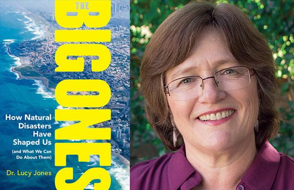 Dr. Lucy Jones' <i>The Big Ones</i>
