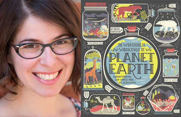 Rachel Ignotofsky Environmental Speaker
