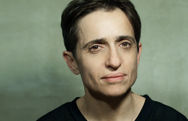 Private: Congratulations to Masha Gessen for her National Book Award!