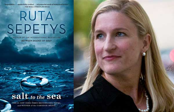 Ruta Sepetys' <em>Salt to the Sea</em>